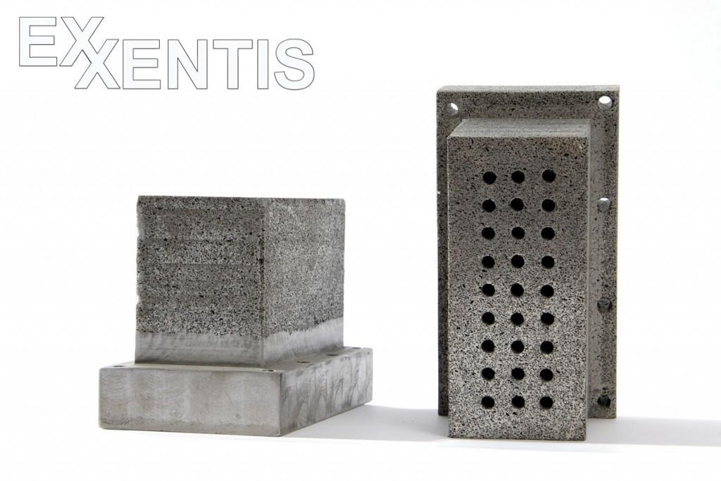 cellular metallic materials. porous metal, porous aluminium