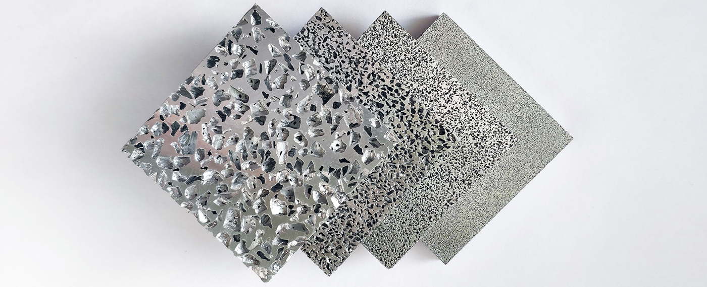cellular metallic materials; porous metal; porous aluminium; open celled metal; sintered metal; metal foam