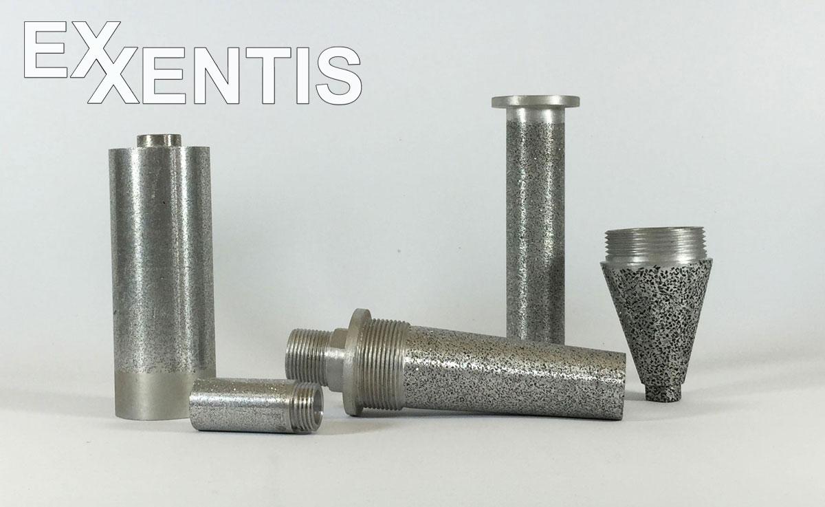 sintered_metal_metafoam_with_non_porous_part_aluminium